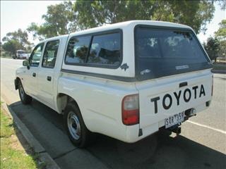 2003 Toyota Hilux DC SR Dual Cab