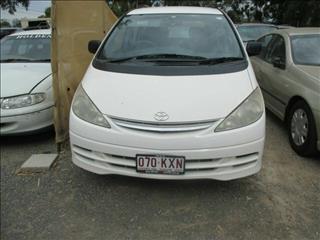 2001 Toyota Tarago GLX  Wagon