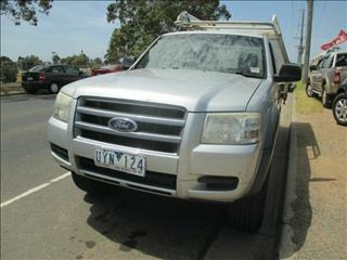 2007 Ford Ranger XL (4x2) PJ 07 Upgrade Cab Chassis