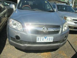 2009 Holden Captiva   Sedan
