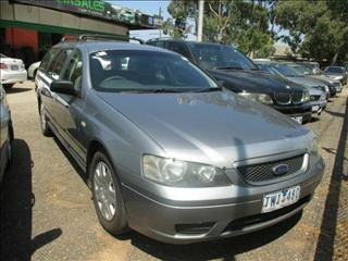 2006 Ford Falcon   Wagon