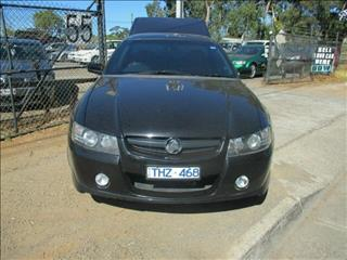 2004 Holden Commodore  VZ Utility