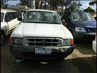 2001 FORD COURIER GL PE P/UP