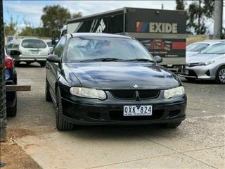 2001 HOLDEN COMMODORE EXECUTIVE VX 4D SEDAN