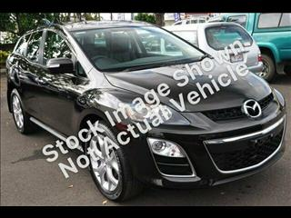 2010 MAZDA CX-7 LUXURY SPORTS (4x4) ER MY10 4D WAGON