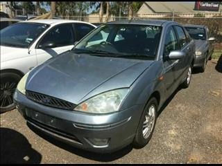 2003 FORD FOCUS CL LR 4D SEDAN
