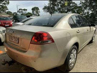 2007 HOLDEN COMMODORE LUMINA VE 4D SEDAN