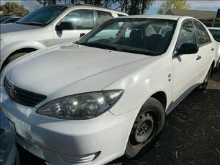 2005 TOYOTA CAMRY ALTISE ACV36R UPGRADE 4D SEDAN