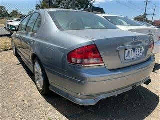 2005 FORD FALCON XR6 BF 4D SEDAN