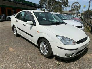 2002 FORD FOCUS LX LR 4D SEDAN
