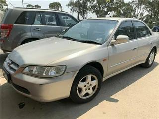 2000 HONDA ACCORD V6 SPORT 4D SEDAN