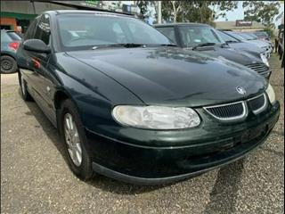 1999 HOLDEN COMMODORE EXECUTIVE VTII 4D SEDAN