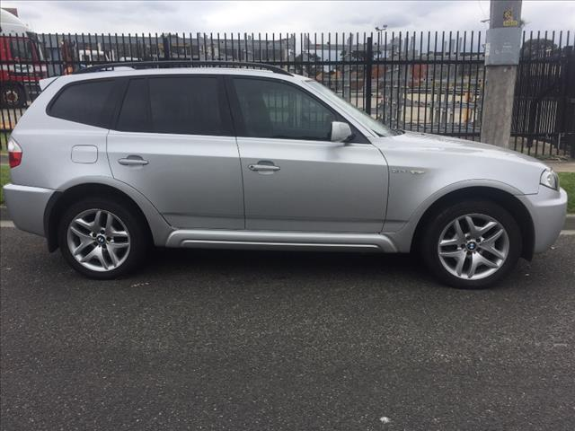 2006 BMW X3 3.0d E83 4D WAGON