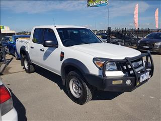 2010 FORD RANGER XL HI-RIDER (4x2) PK DUAL CAB P/UP