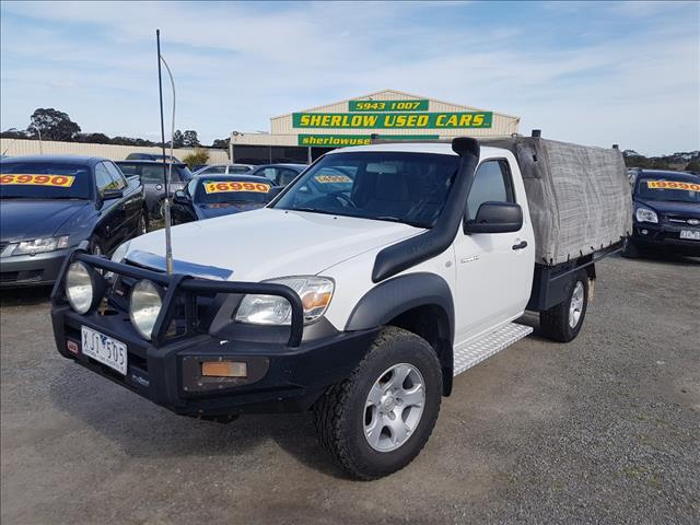 Used 2009 MAZDA BT-50 BOSS B3000 DX (4x4) 09 UPGRADE C/CHAS for sale ...