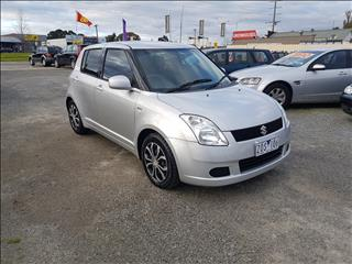 2006 SUZUKI SWIFT EZ 5D HATCHBACK