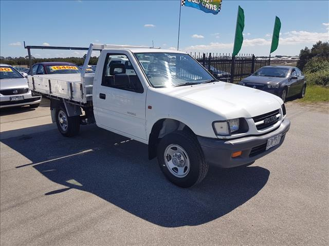 2000 HOLDEN RODEO LX TFR9 C/CHAS