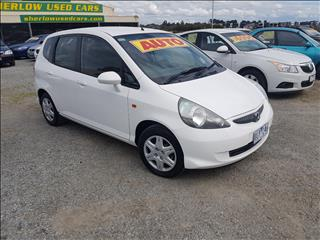 2006 HONDA JAZZ GLi MY06 5D HATCHBACK