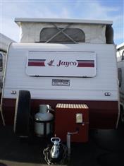 1995 Jayco Sprite Pop Top - REAR ENRTY