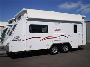 2014 Jayco Journey - SINGLE BEDS