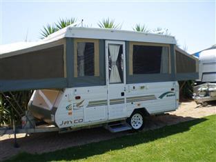 2004 Jayco Eagle Camper