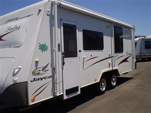 2007 Jayco Sterling Caravan