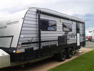 2015 Sea-Breeze caravan