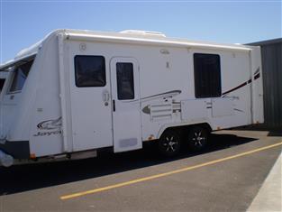 2010 Jayco Sterling Caravan