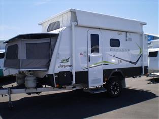 2014 Jayco Expanda Outback P/T Model 14.44-5