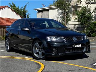 2013 HOLDEN COMMODORE SS Z-SERIES VE II MY12.5 4D SEDAN