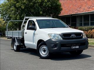 2009 TOYOTA HILUX WORKMATE TGN16R 09 UPGRADE C/CHAS