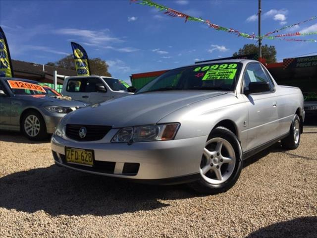 2004  Holden Commodore VY VY SERIES 2 UTILITY