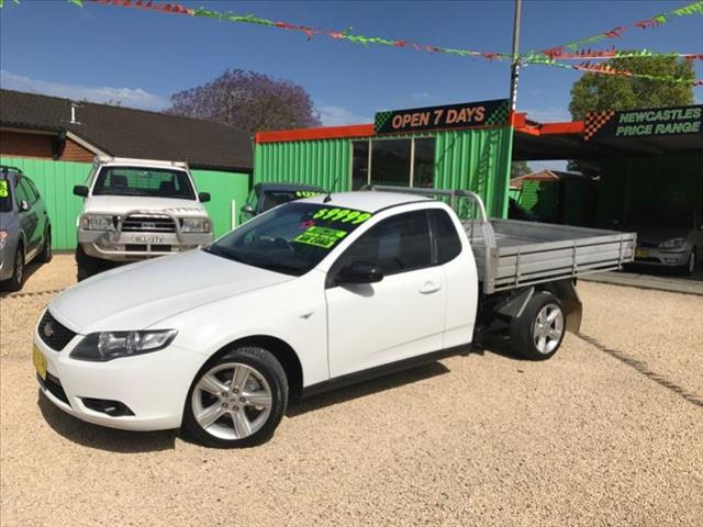 2008  Ford Falcon  FG CAB CHASSIS