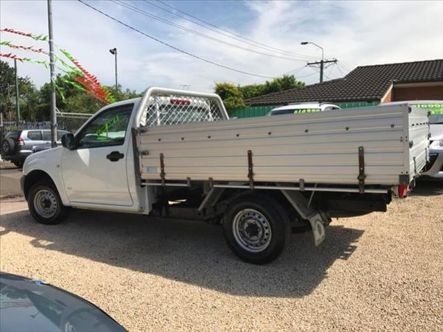 2005  Holden Rodeo dx RA MY05 CAB CHASSIS