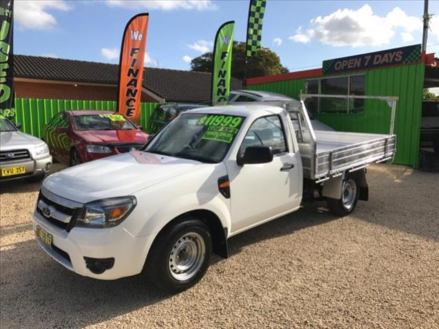 2009  Ford Ranger Xl 4x2 PK CAB CHASSIS