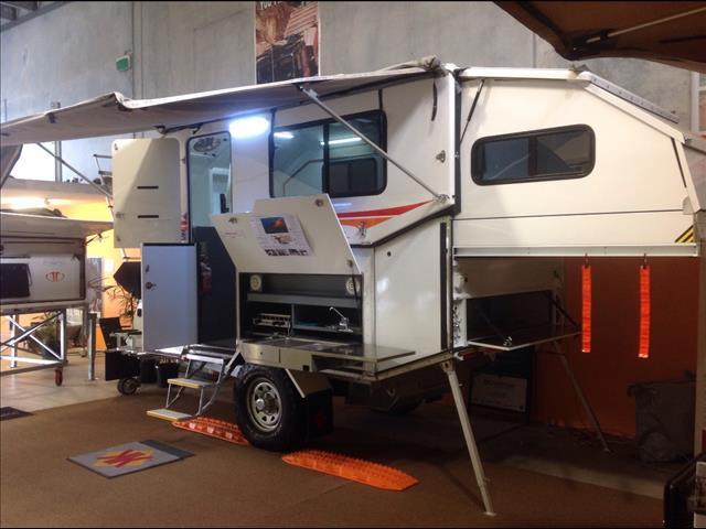 Kimberley Karavan 2017 LtdEdition Ready for the Christmas Adventure