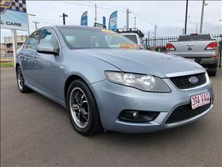2008 FORD FALCON XR6 FG 4D SEDAN
