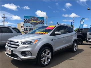2017 FORD ESCAPE TITANIUM (AWD) ZG MY18 4D WAGON