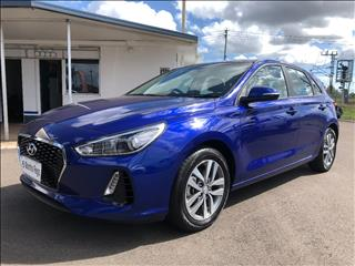 2019 HYUNDAI i30 ACTIVE PD2 MY19 4D HATCHBACK