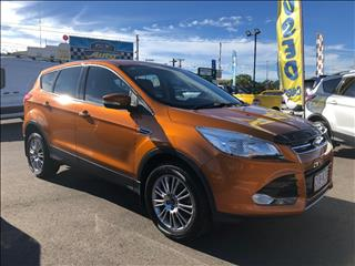 2015 FORD KUGA AMBIENTE (AWD) TF 4D WAGON