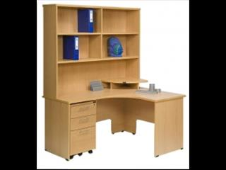 Workstation, Hutch and Mobile Drawers