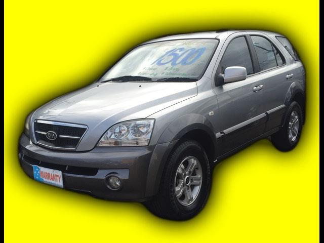 03 Kia Sorento EX  Wagon