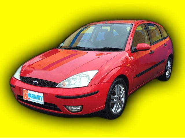 2004 Ford Focus LR Zetec  Hatch