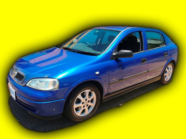 2005 Holden Astra TS Equipe  Hatch