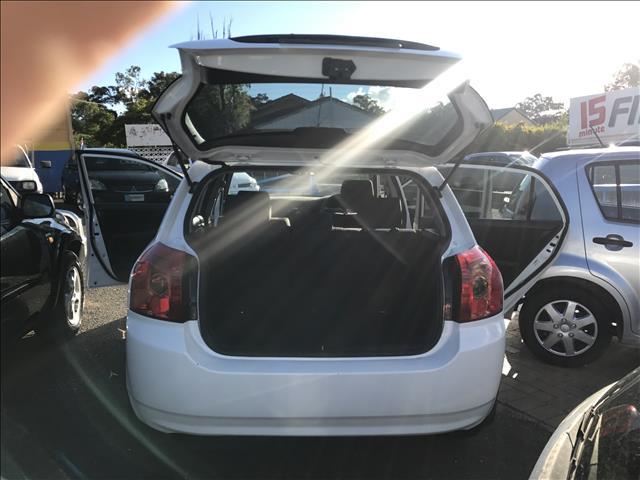 2006 Toyota Corolla Ascent Seca  Hatch