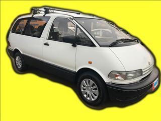 1998 Toyota Tarago GLI  Wagon