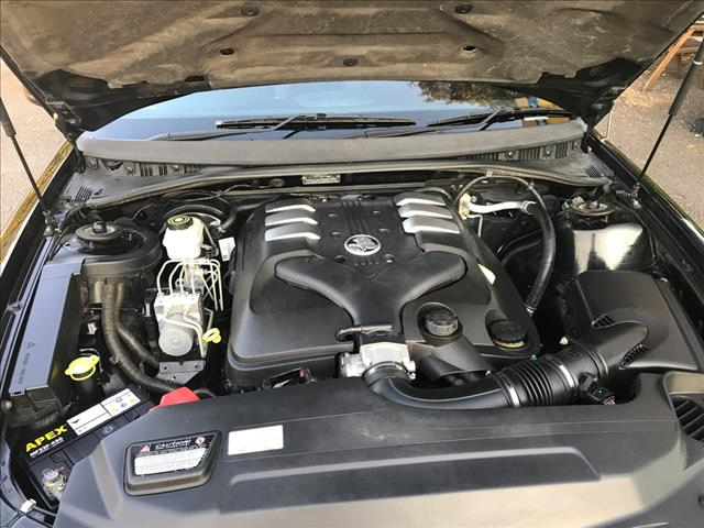 2004 Holden Commodore SV6  Sedan