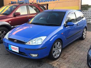 2002 Ford Focus Zetec  Hatch
