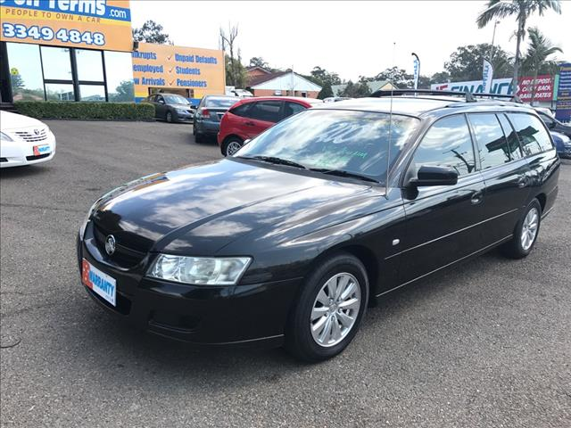 2006 Holden Commodore Acclaim VZ MY06 4D  Wagon