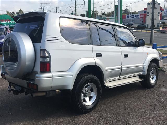 1998 Toyota Prado Landcruiser GXL (4x4)  Wagon